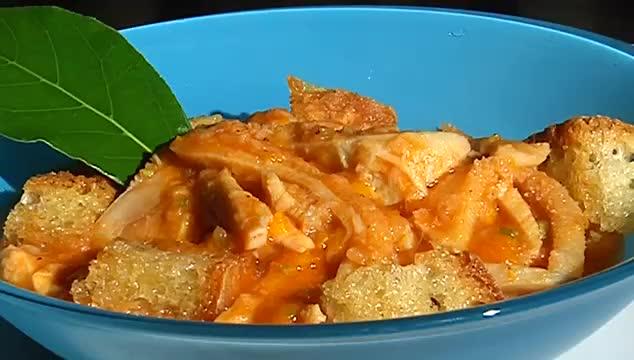 Zuppa di trippe video gambero rosso tv for Ricette gambero rosso