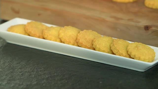 Biscotti alla milanese